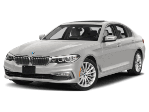 Small photo of the 530i xDrive trim