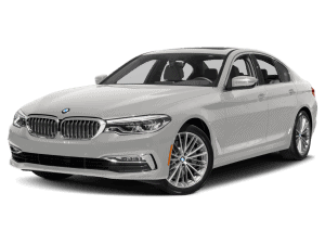 Small photo of the 540i xDrive trim