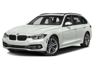 Small photo of the 330i xDrive trim