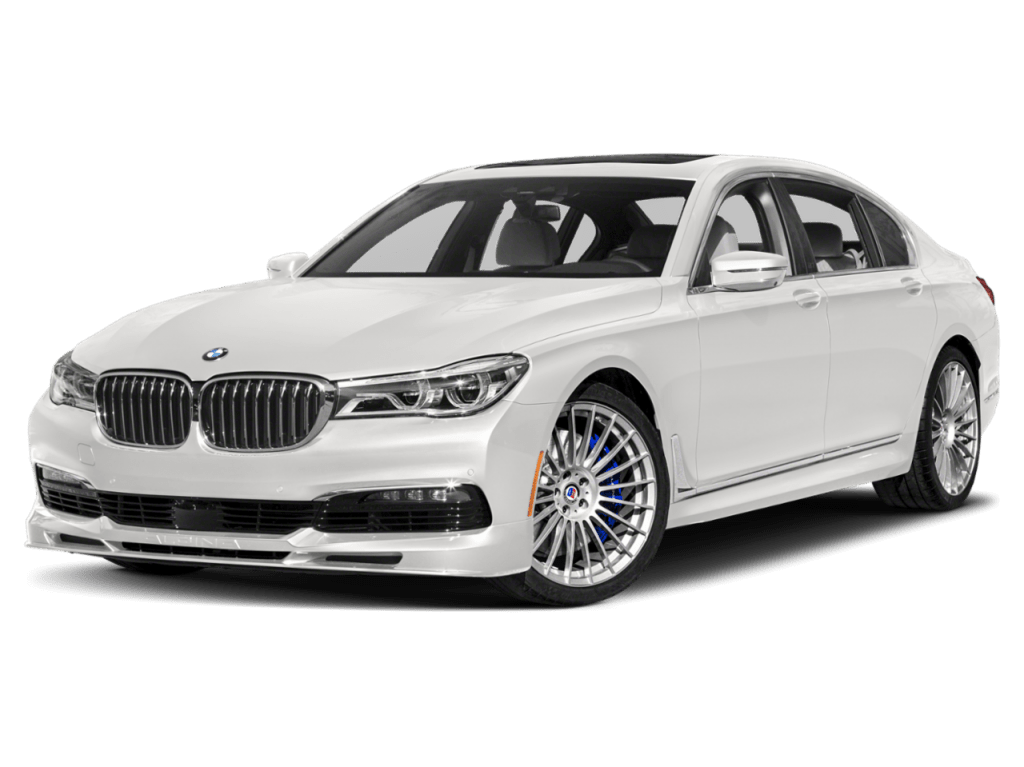 Small photo of the ALPINA B7 xDrive trim