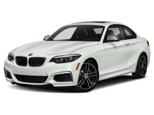 Small photo of the M240i xDrive trim