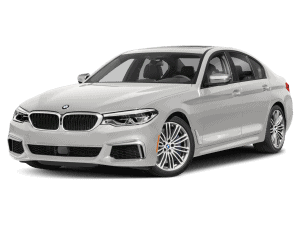 Small photo of the M550i xDrive trim