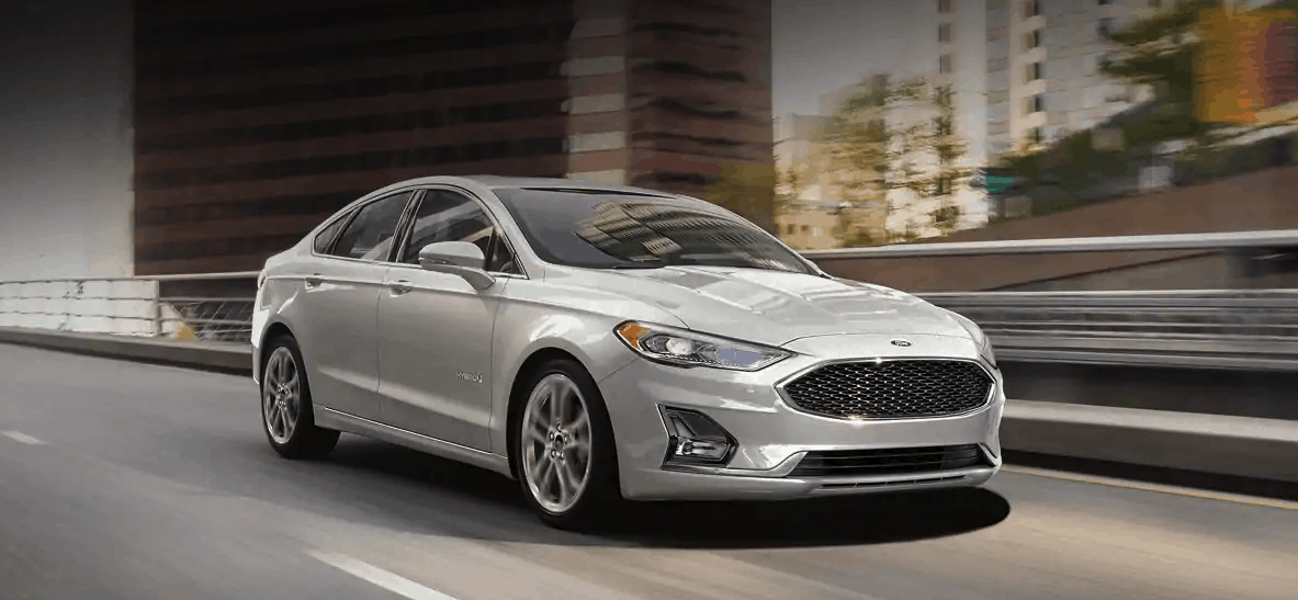 Best Cars to Drive in Canada 2019 - Ford Fusion 2019