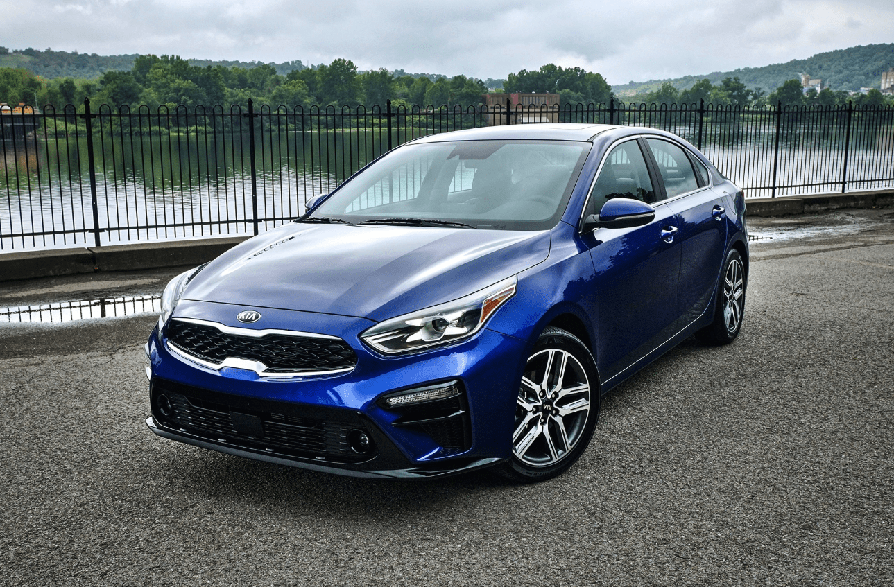 Best Cars to Drive in Canada 2019 - Kia Forte 2019