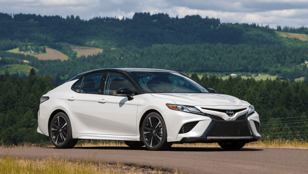 Best Cars to Drive in Canada 2019 - Toyota Camry 2019