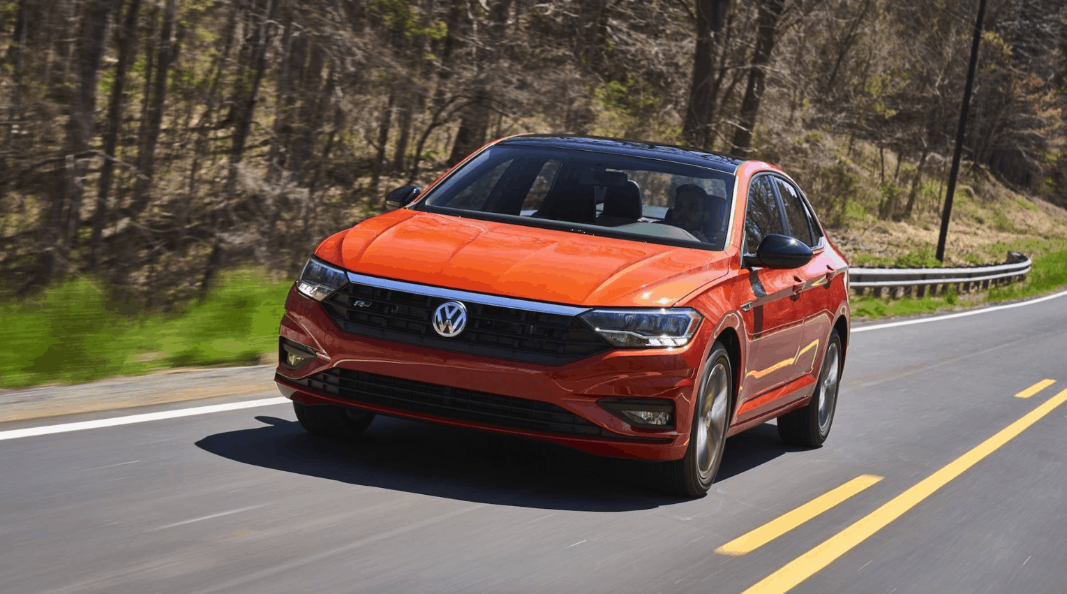 Best Cars to Drive in Canada 2019 - Volks Jetta 2019