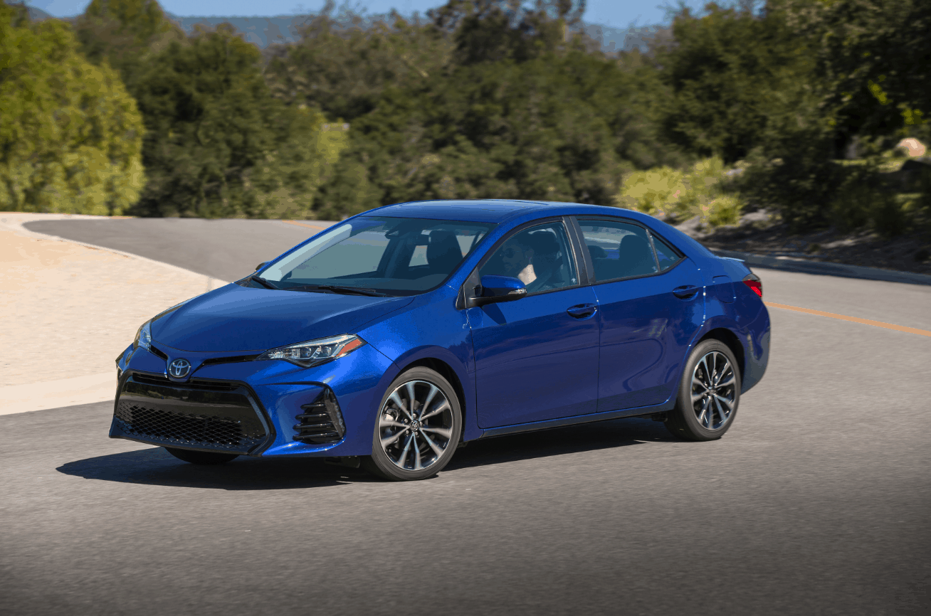 Best Cars to Drive in Canads 2019 - Toyota Corolla 2019