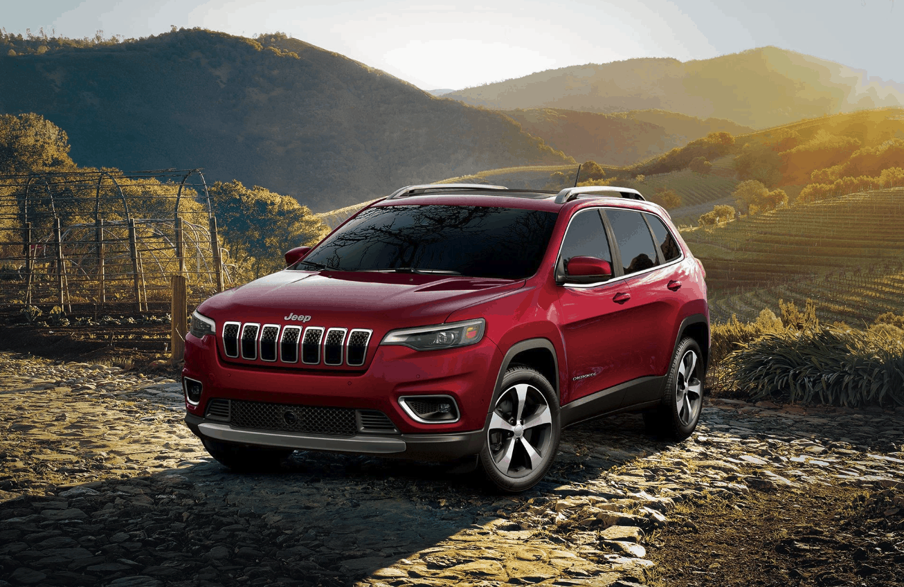 Best SUVs to Drive in Canada 2019 - Jeep Cherokee 2019