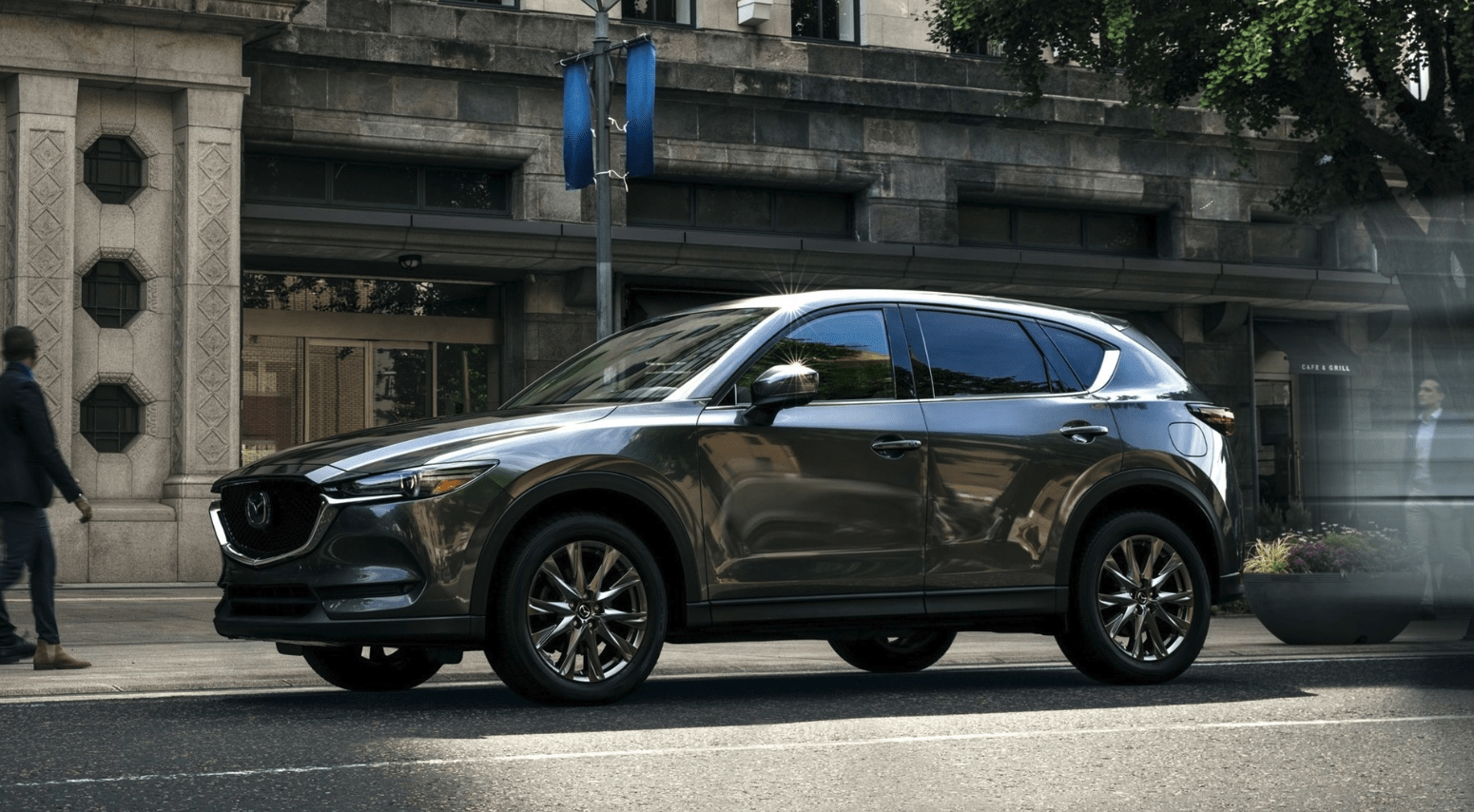 Best SUVs to Drive in Canada 2019 - Mazda CX5 2019