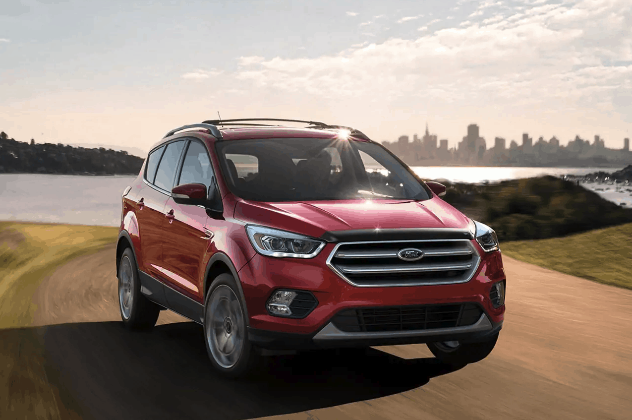 Best SUVs to Drive in Canads 2019 - Ford Escape 2019