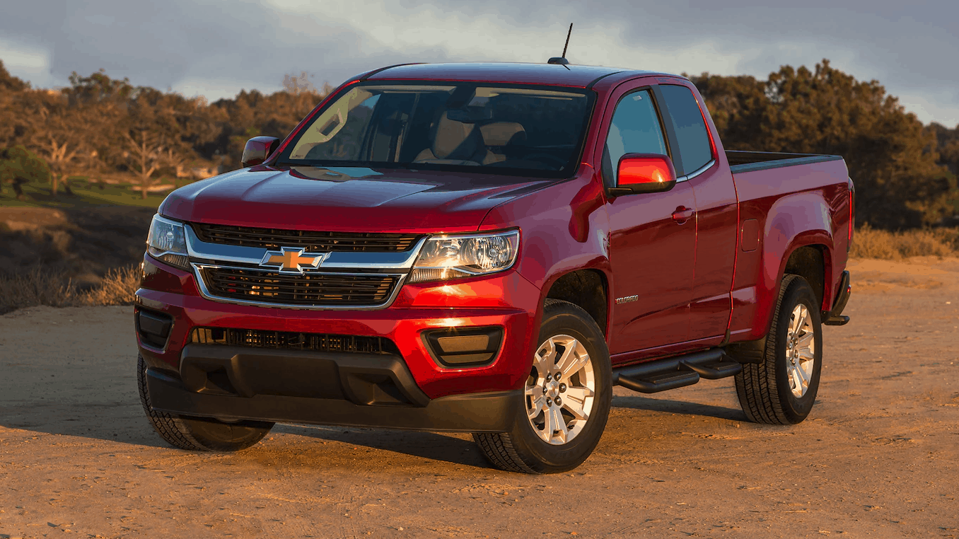 Best Trucks to Drive in Canada 2019 - Chevy Colorado 2019