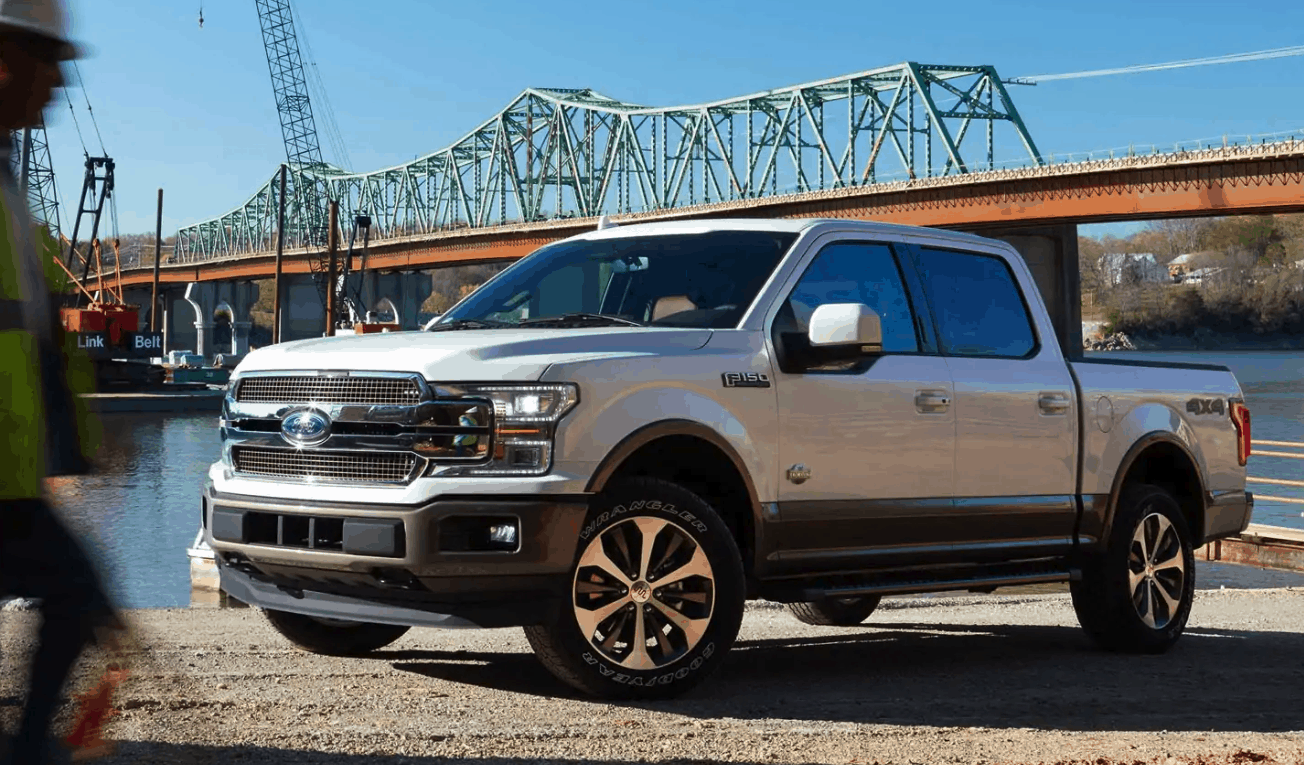 Best Trucks to Drive in Canada 2019 - Ford F150 2019