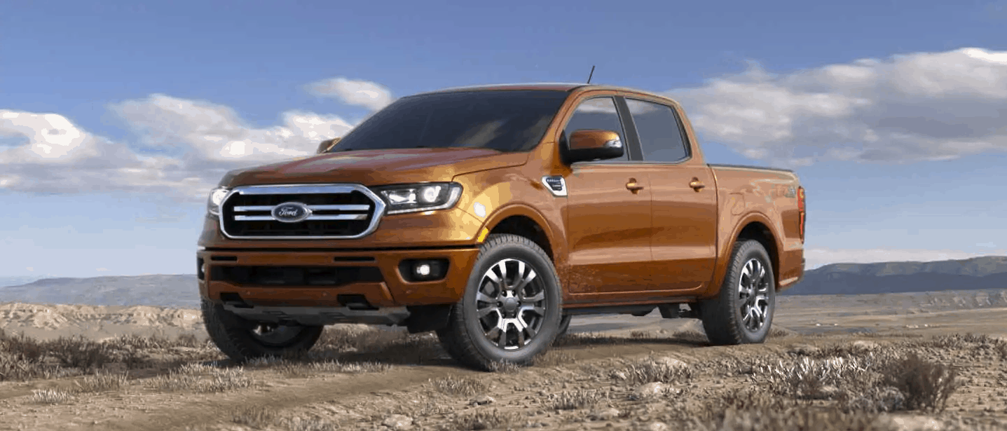 Best Trucks to Drive in Canada 2019 - Ford Ranger 2019