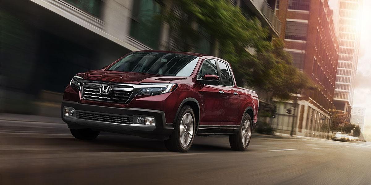Honda Ridgeline - Front