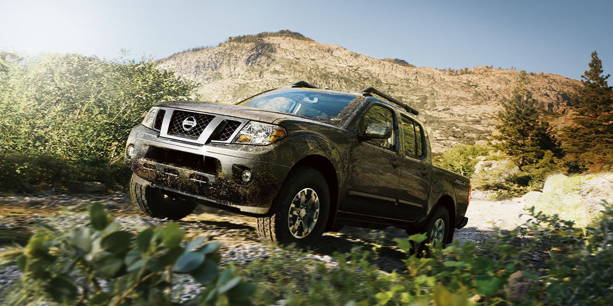 Nissan Frontier - Side 1