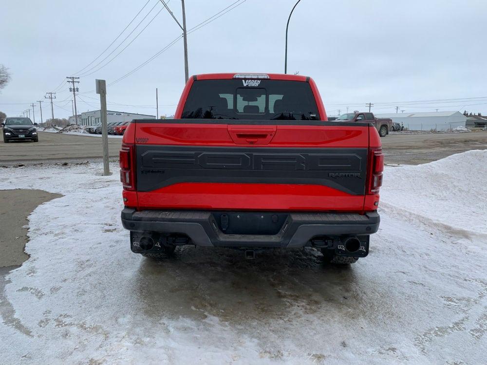 custom winnipeg truck exhaust ford raptor