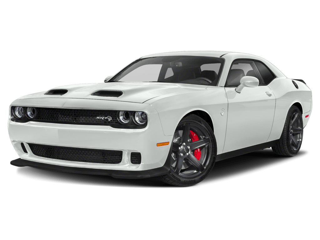 Small photo of the SRT Hellcat trim