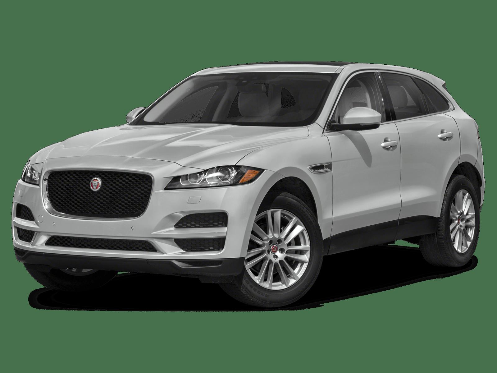 2020 Jaguar F Pace Birchwood Automotive Group