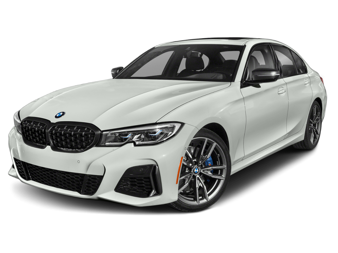 Small photo of the M340i xDrive trim