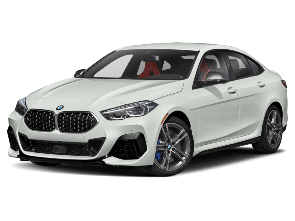 Small photo of the M235 xDrive trim