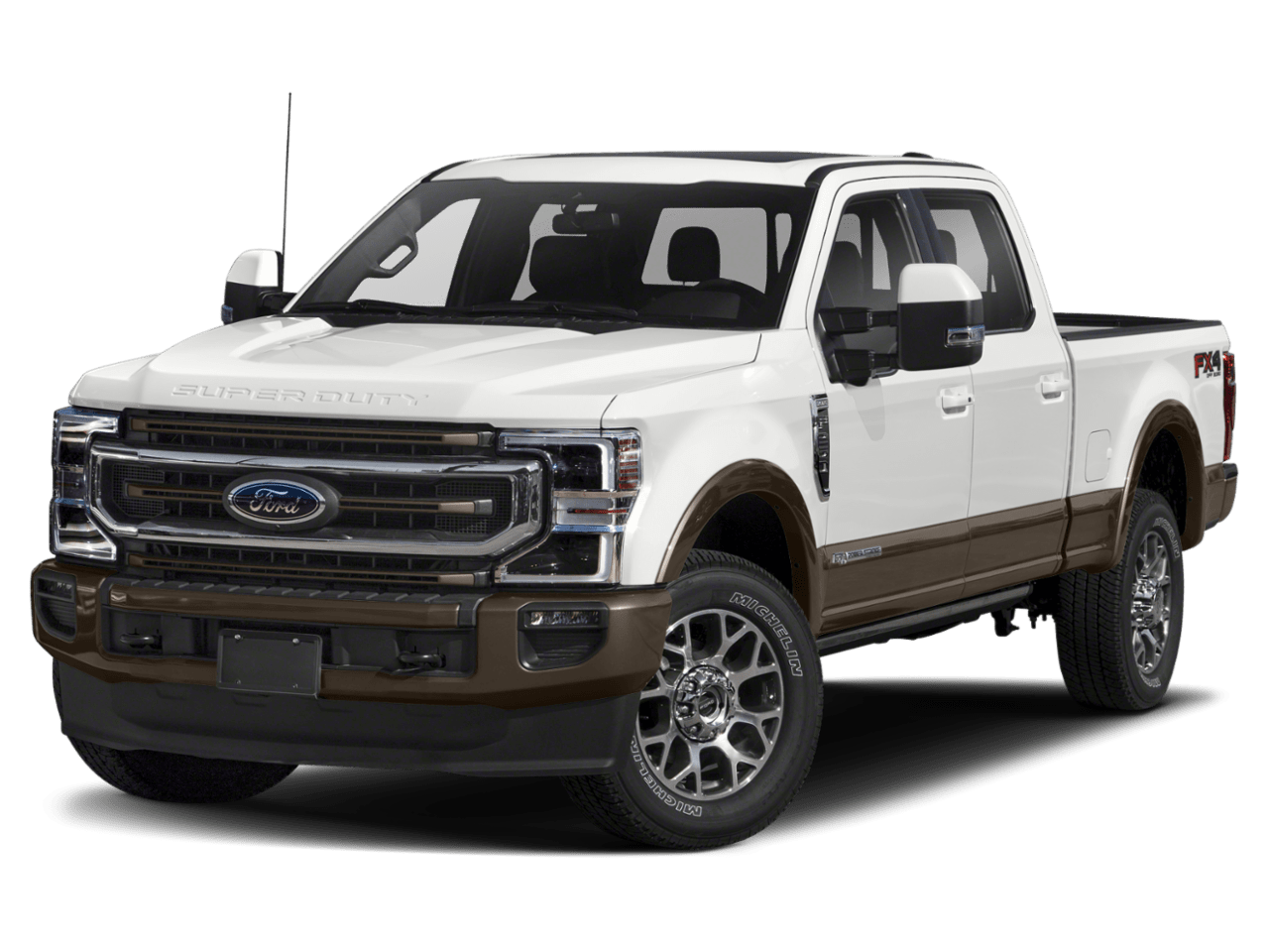 Small photo of the King Ranch trim