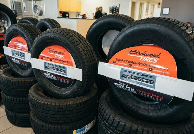 Birchwood Tires